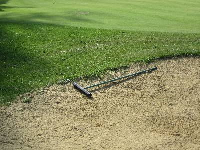 smooth sand trap